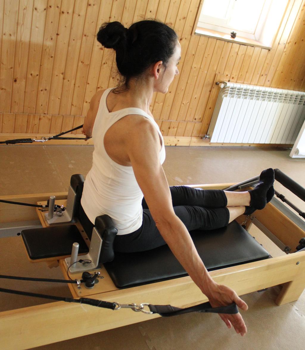 Clases Privadas de Pilates con máquinas Atención-Personalizada
